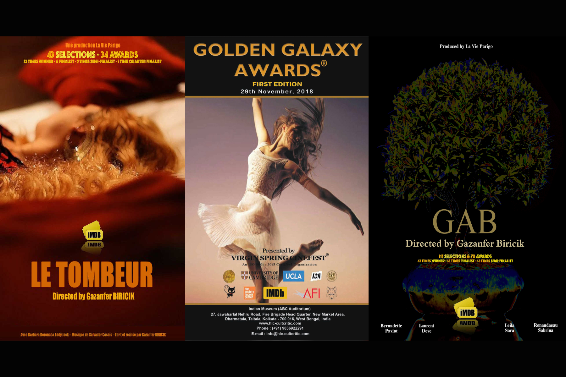 Golden Galaxy GAB & The Heartthrob