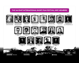 🇺🇸 Gazanfer BIRICIK Jury at IISFF 2020 !