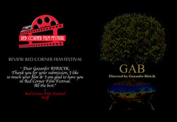 Review from Red corner film festival (UK