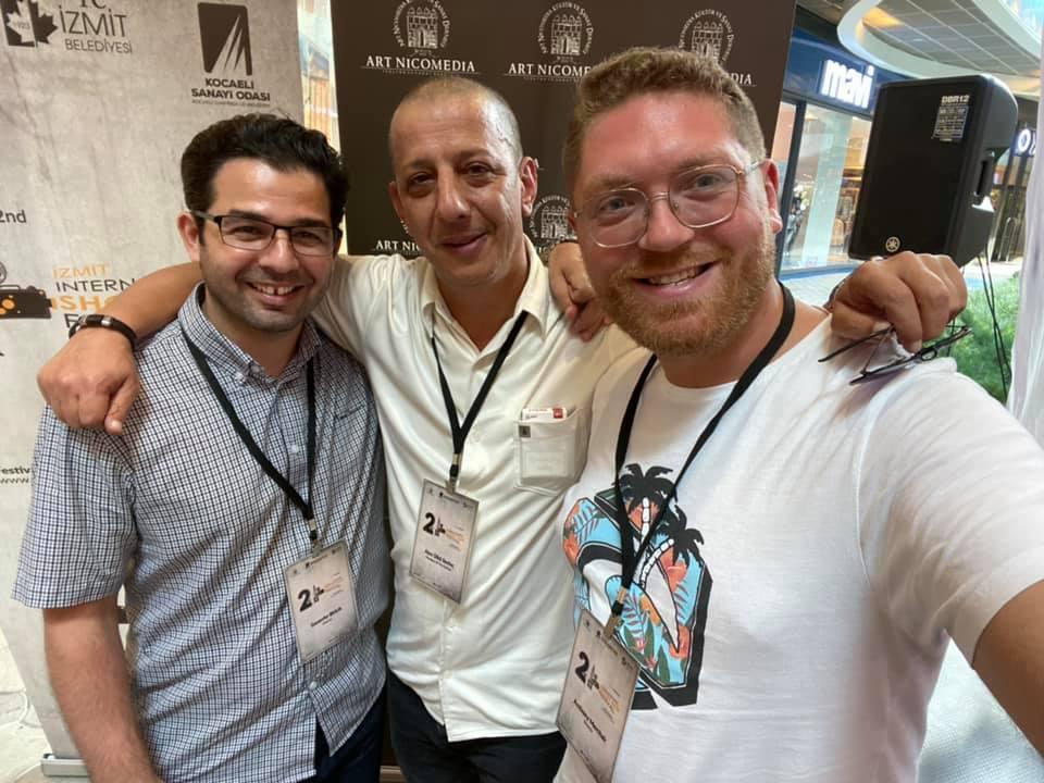Gazanfer BIRICIK's IISFF Interview