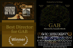 New award from L.A for GAB