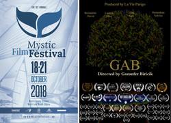 GAB selected to Mystic Film Festival