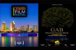 GAB semi finalist at San Diego JFF