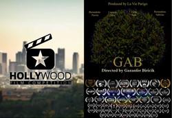 6 awards for GAB Hollywood !