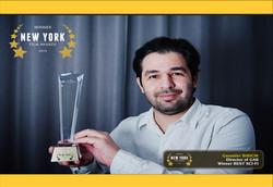 GAB Awarded in New-York