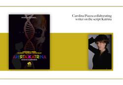 Carolina Piazza collaborating writer !