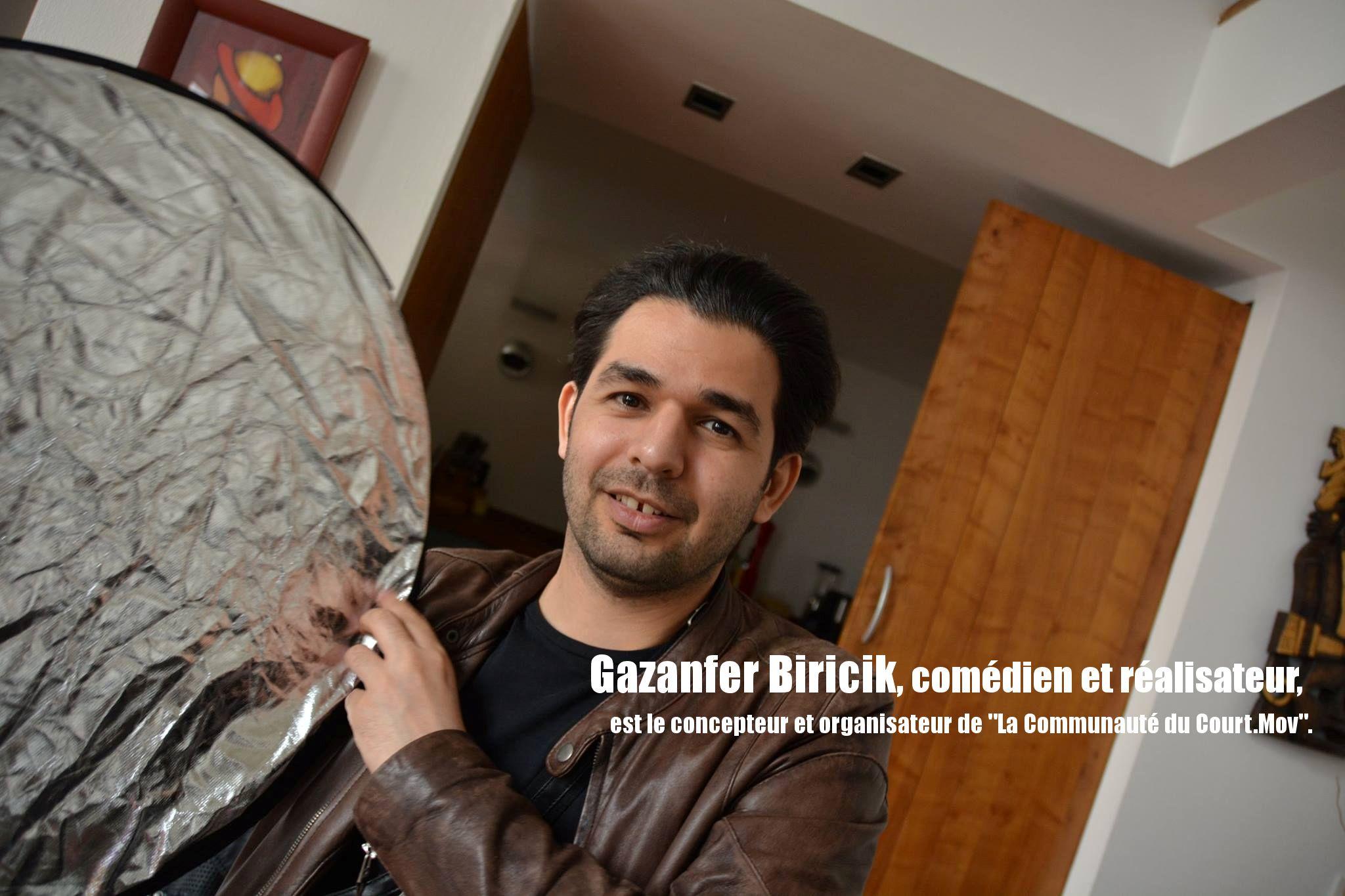 Gazanfer Biricik