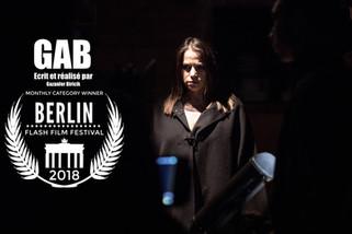 GAB : Première distinction à Berlin