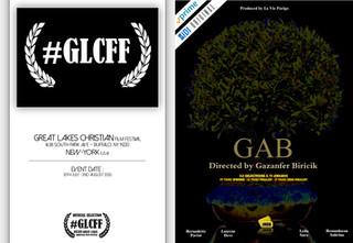 🇺🇸 GAB directed by Gazanfer BIRICIK selected at GLCFF