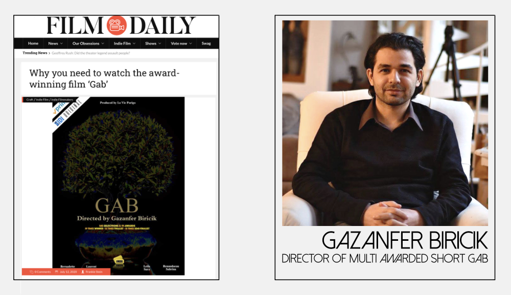 """DAILY FILM : """"Why you need to watch the award-winning film 'Gab'"""""""