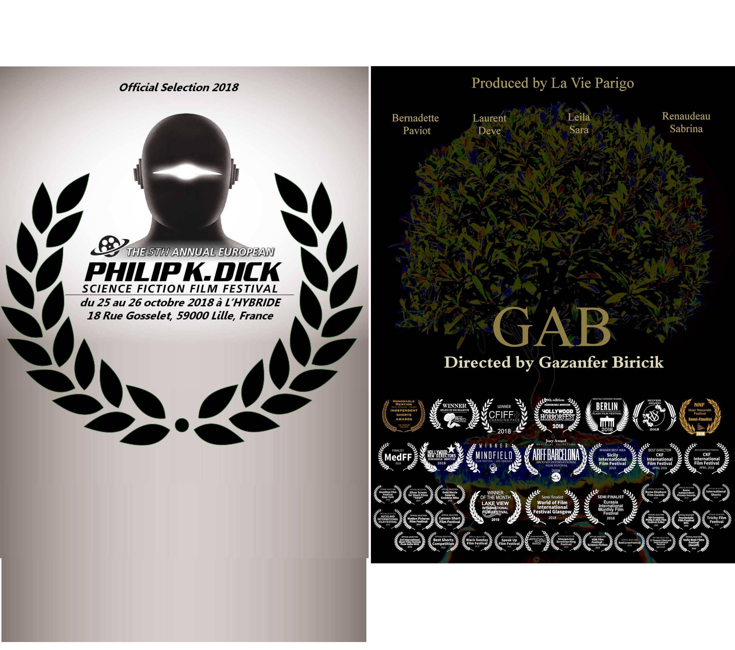 GAB at philip-k-dick-science fiction