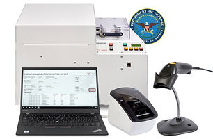 Security NSA sdd-master hard drive degausser and eraser