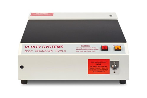 Buy The SV91M Degausser with Extended warranty to 5 year warranty