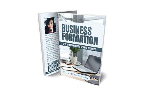 Business Formation: Step by Step Guide to Start a Business