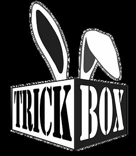 TRICK BOX DC LOGO