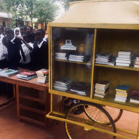 Learn more about the mobile library!