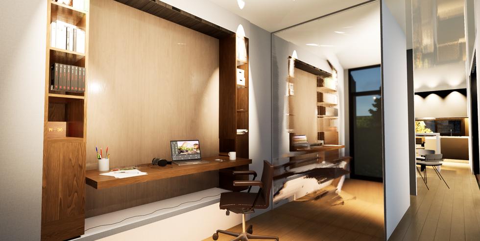 Dormitorio - Oficina Planta Baja