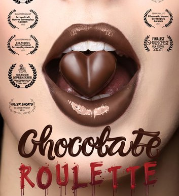 Project  of the Day: Chocolate Roulette (2021) by Pedro Chaves