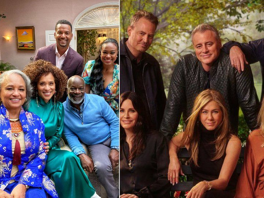 TV reunions: Why we're rarely 'on a break' from our favourite shows
