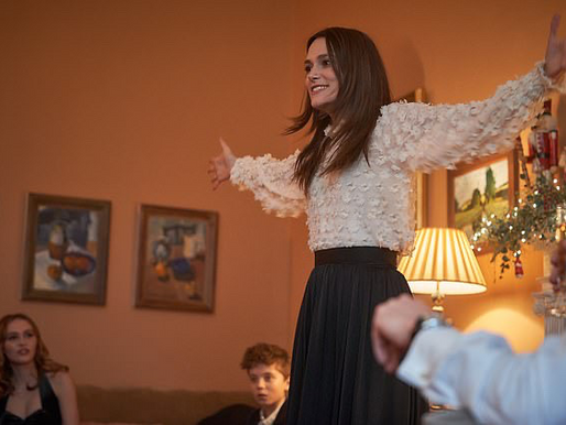 Movie of the Day: Silent Night (2021) by Camille Griffin