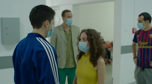 Movie of the Day: Marocco (2021) by     Emanuel Parvu