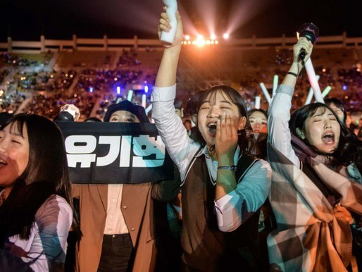 K-wave: How fans are supporting their favourite idols