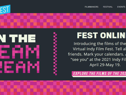 The Indy Film Fest (29th April-19th May)
