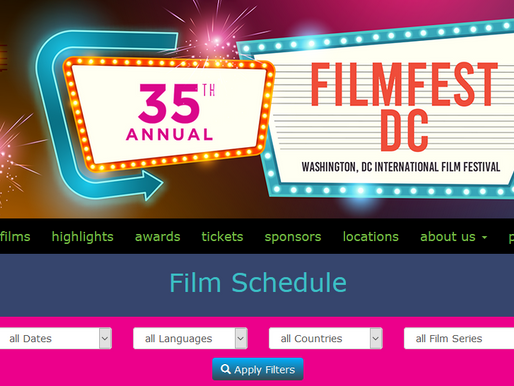 Filmfest DCJune 4 - 13, 2021