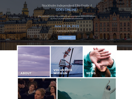 Stockholm Independent Film Festival (June17-24th)