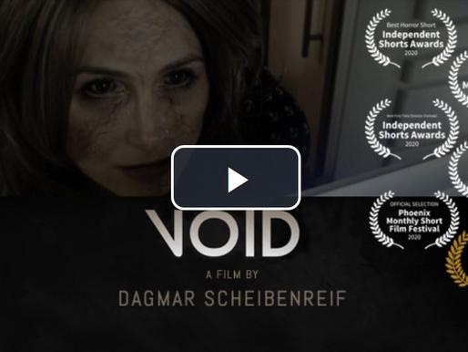 Movie of the Day: Void (2020) by Dagmar Scheibenreif