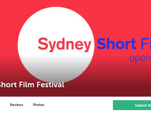 Sydney Short Film Festival (4-13th June)