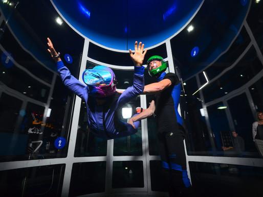 Резидент КРИТБИ разработал VR комплекс, создающий имитацию свободного полета