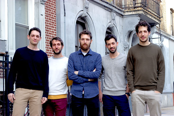 Arnan Raz Quintet - Arnan Raz, Eyal Hai, Daniel Meron, Nadav Lachish, Dani Danor