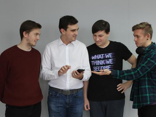 Резидент КРИТБИ создал приложение для волонтерской помощи врачам