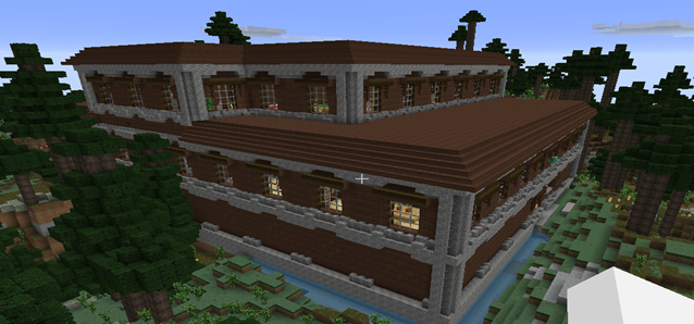 The Hub Mansion