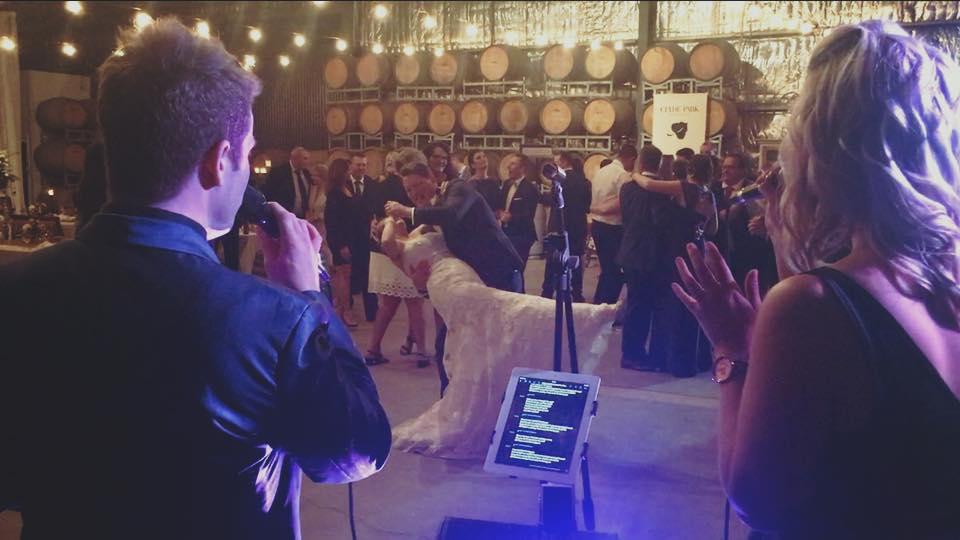 Bannockburn Wedding