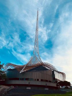 Melbourne Art Centre Show