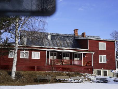 Vill du göra något med Folkets Hus Ramsjö? Köpa eller hyra? Bostad ovanpå och bergvärme under...