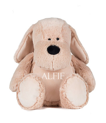 Personalised Dog / Puppy Soft Toy
