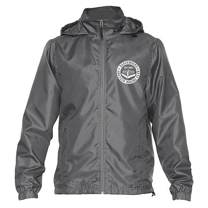 Hardknocks Amateur Boxing Club Kit - Grey Unisex Jacket