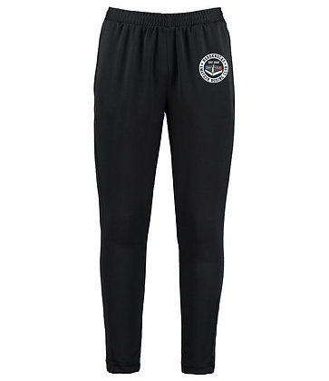 Hardknocks Amateur Boxing Club Kit - Black Track Pants