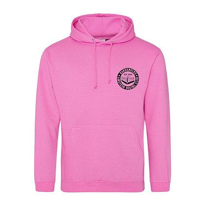Hardknocks Amateur Boxing Club Kit - Pink Unisex Hoodie
