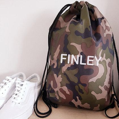 Personalised Drawstring/PE/Sports Bag
