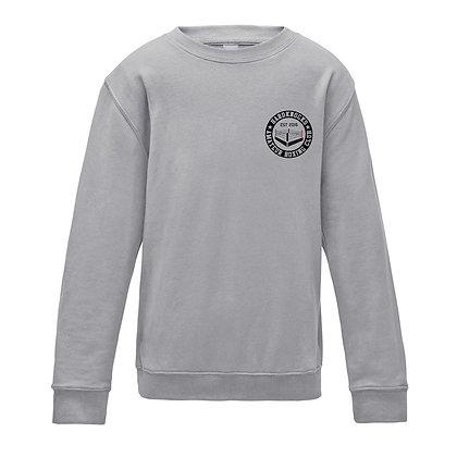 Hardknocks Amateur Boxing Club Kit - Grey Unisex Sweatshirt