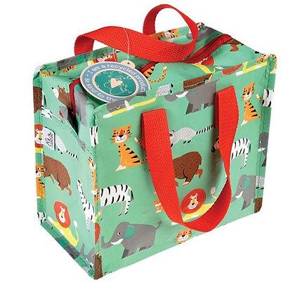 Zoo Animal Lunch/Storage Bag
