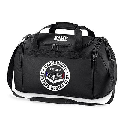 Hardknocks Amateur Boxing Club Kit - Black Holdall