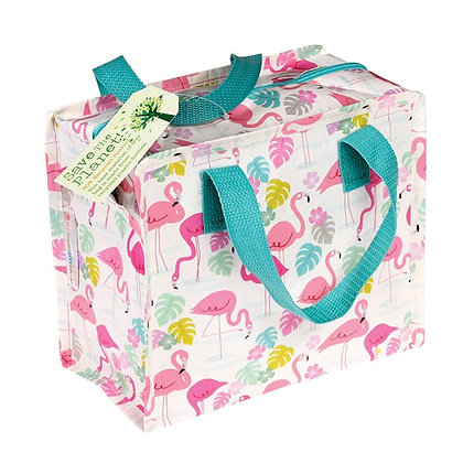 Flamingo Lunch/Storage Bag