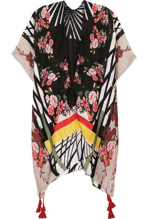 Rainbow Kimono