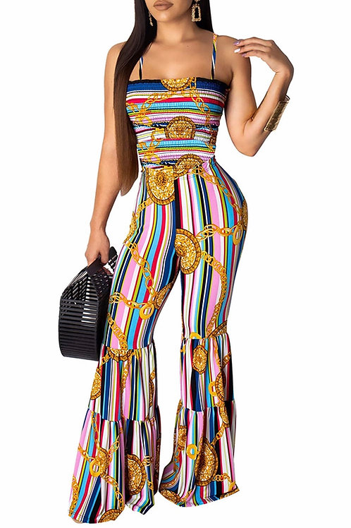 Sexy Bell Jumpsuit