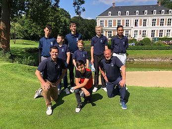 Sart  2e Div Equipe Garçons +coach+capitaine  juillet2021 5.JPG
